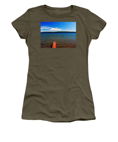 The End Of The Line Women's T-Shirt