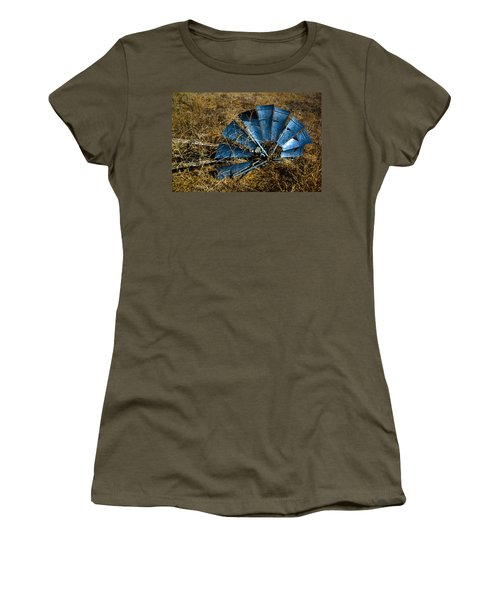 The Fallen - Hdr Women's T-Shirt (Athletic Fit)