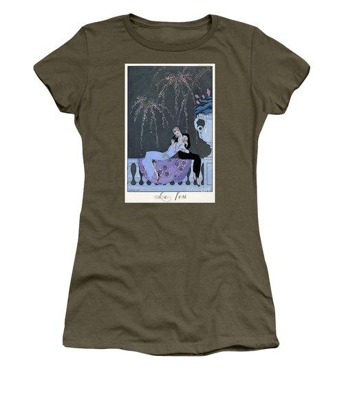 The Fire Women's T-Shirt