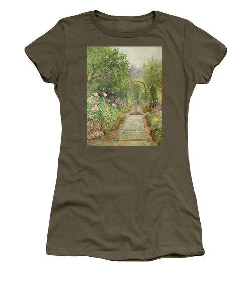The Garden Path Women's T-Shirt