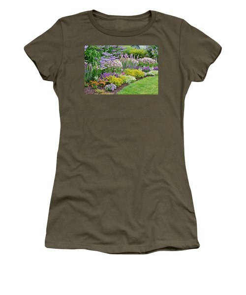 The Gardens Of Bethany Beach Women's T-Shirt