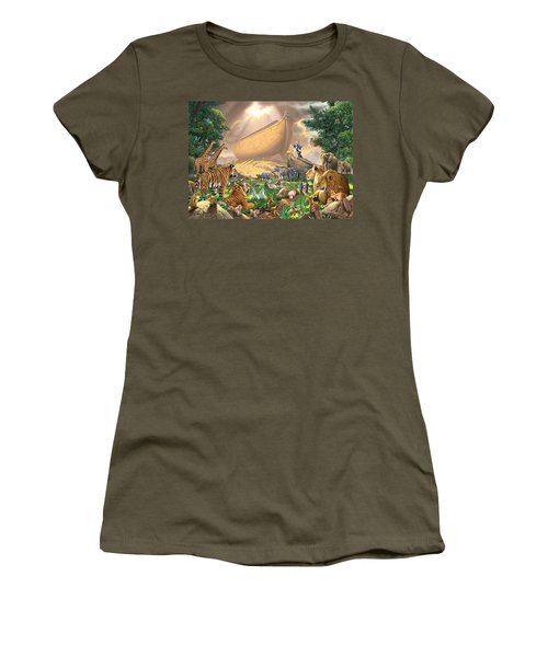The Gathering Women's T-Shirt (Athletic Fit)