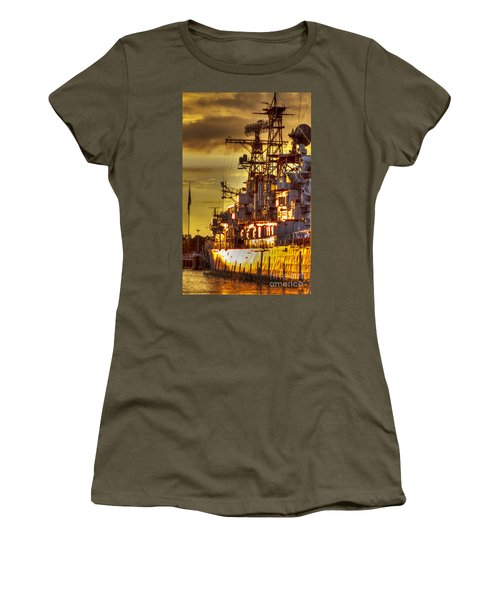 The Glory Days -  Uss Sullivans Women's T-Shirt (Athletic Fit)