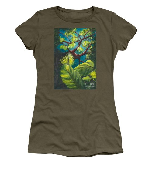 The Goblin Market Restaurant Tree Mt. Dora Women's T-Shirt