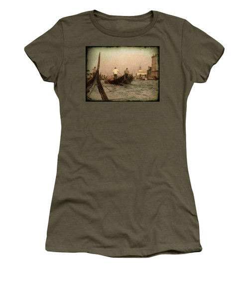 The Gondoliers Women's T-Shirt (Junior Cut) by Micki Findlay