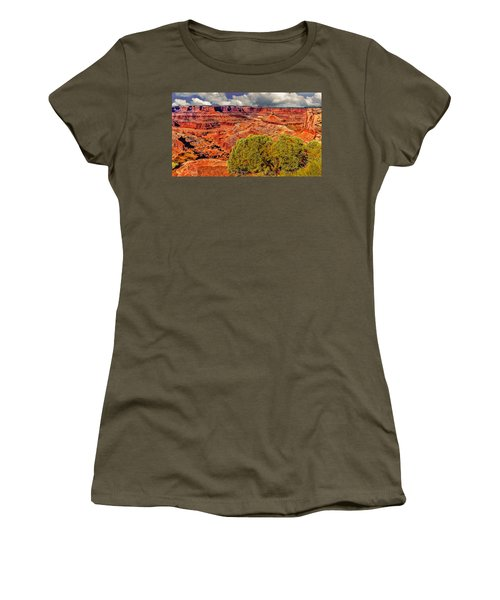 The Grand Canyon Dead Horse Point Women's T-Shirt