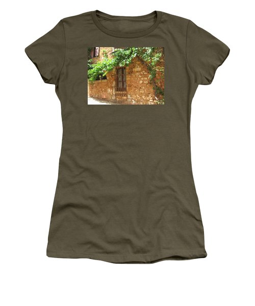 The Grapevine Women's T-Shirt (Athletic Fit)