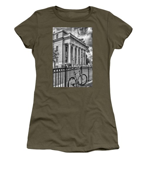 Women's T-Shirt featuring the photograph The Hippodrome Theatre by Howard Salmon