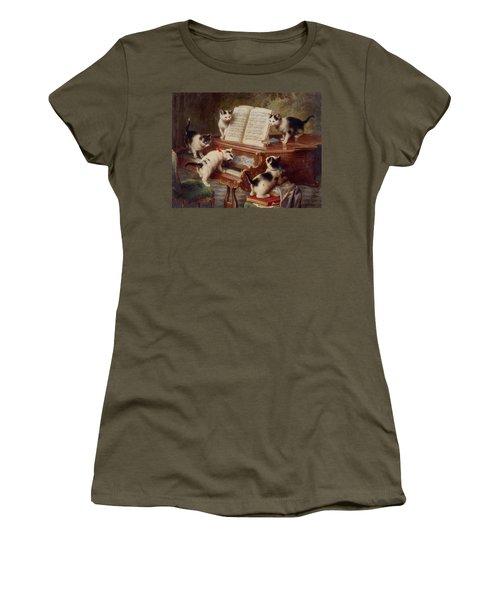 The Kittens Recital Women's T-Shirt