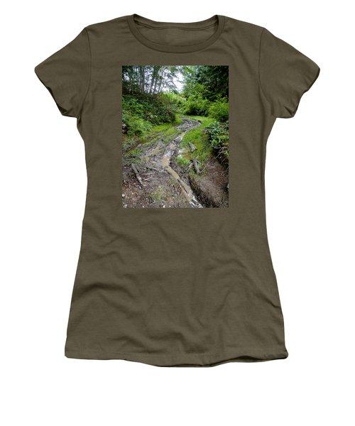 The Ledge Point Trail Women's T-Shirt