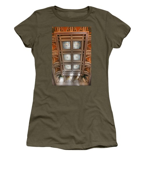 The Library Of Congress Women's T-Shirt