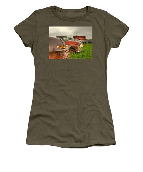 The Line Up 1 Women's T-Shirt