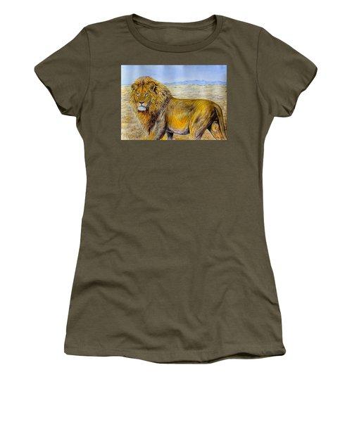 The Lion Rules Women's T-Shirt