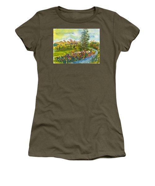The Ninth Hole Women's T-Shirt
