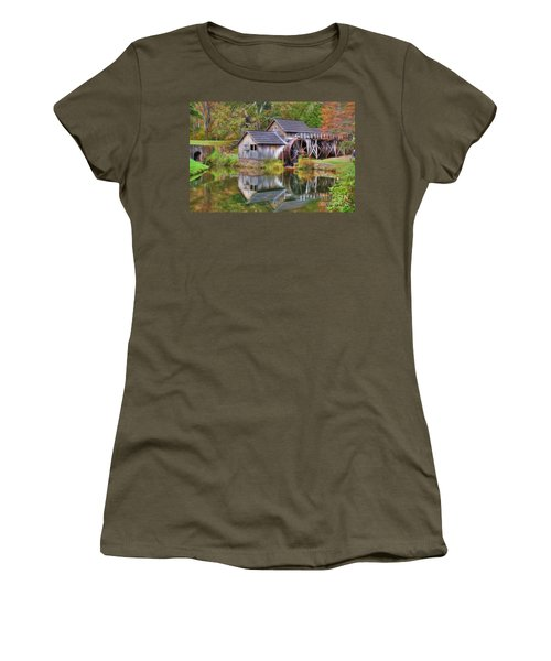 The Painted Mill Women's T-Shirt (Athletic Fit)