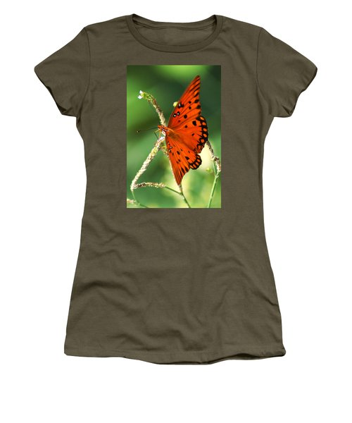 The Passion Butterfly Women's T-Shirt