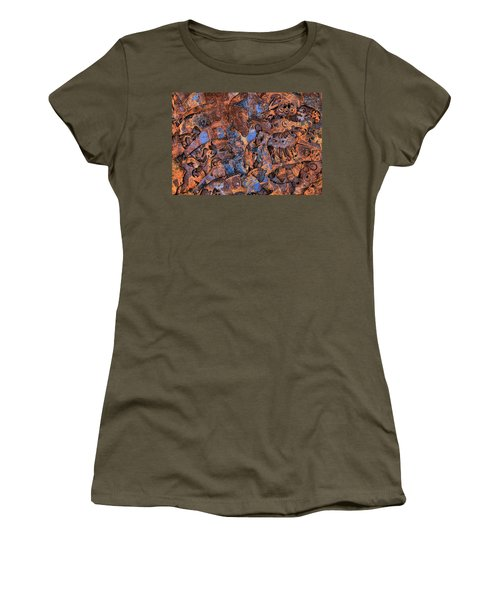The Scrap Pile Women's T-Shirt (Athletic Fit)