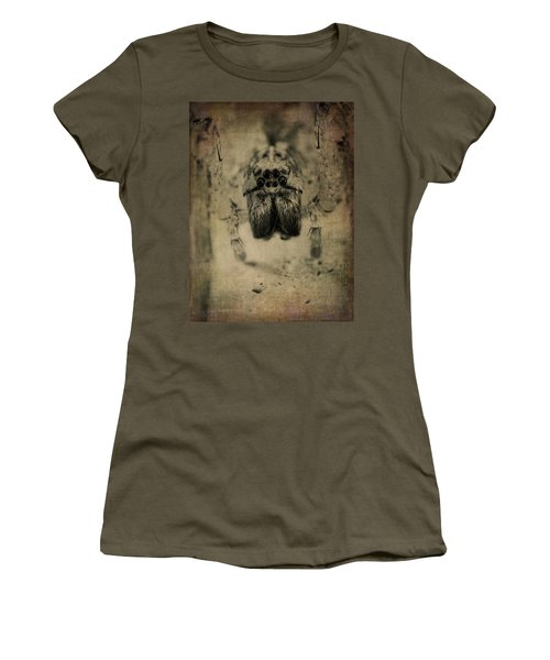 The Spider Series Xiii Women's T-Shirt (Athletic Fit)