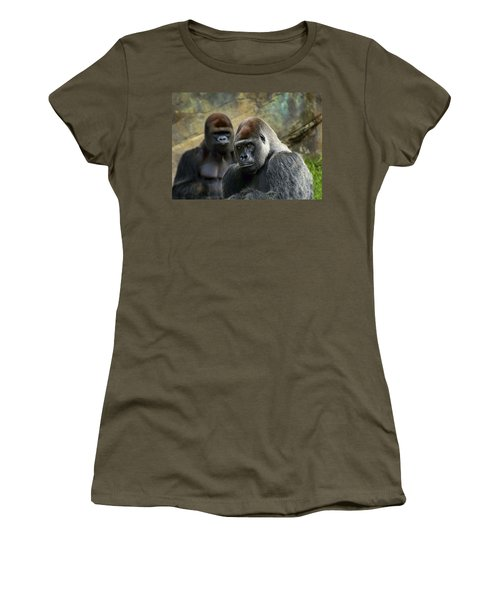 The Stare Women's T-Shirt