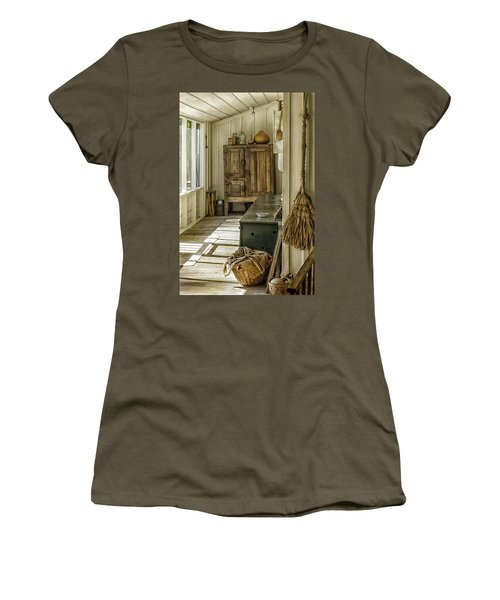 The Sun Room Women's T-Shirt (Athletic Fit)