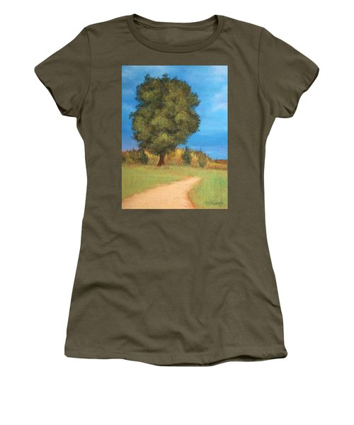 The Tree Women's T-Shirt (Athletic Fit)