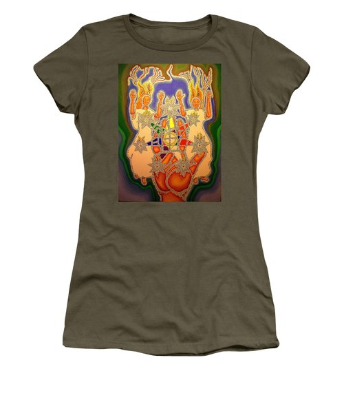 The Two Witnesses  Women's T-Shirt