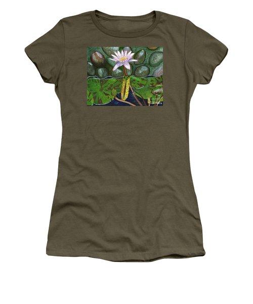 The Waterlily Women's T-Shirt