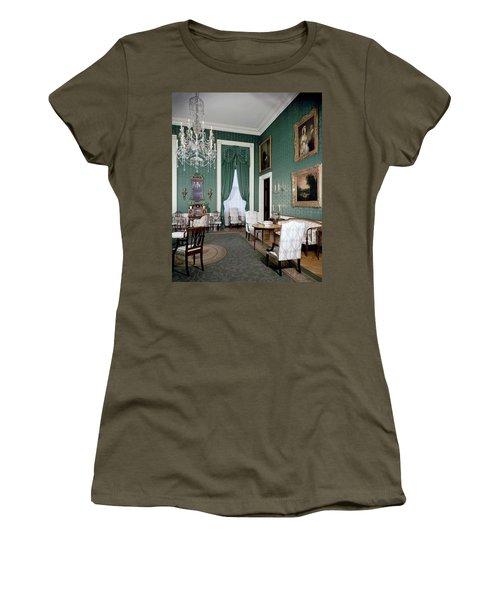 The White House Green Room Women's T-Shirt