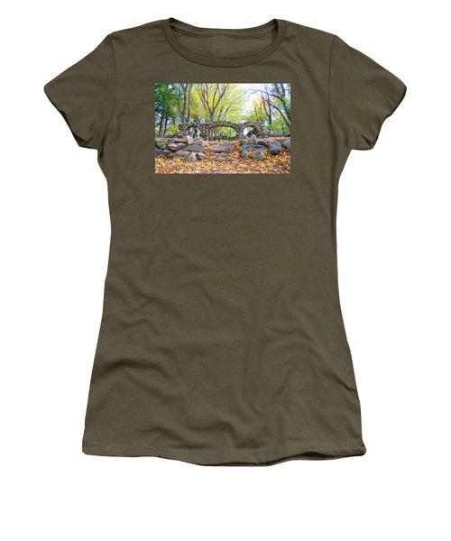 Theatre Reception Area Women's T-Shirt