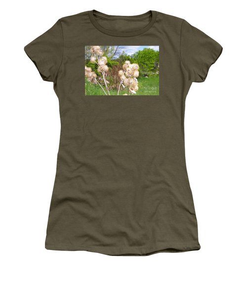 Thistle Me This Women's T-Shirt (Athletic Fit)