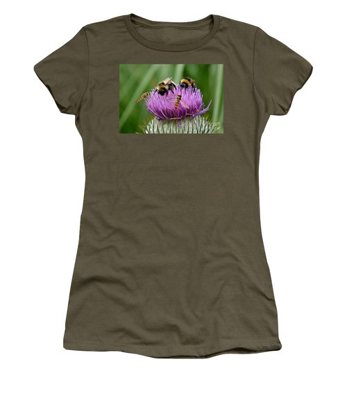 Thistle Wars Women's T-Shirt