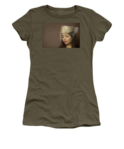 Thoughts Of Mystery Women's T-Shirt