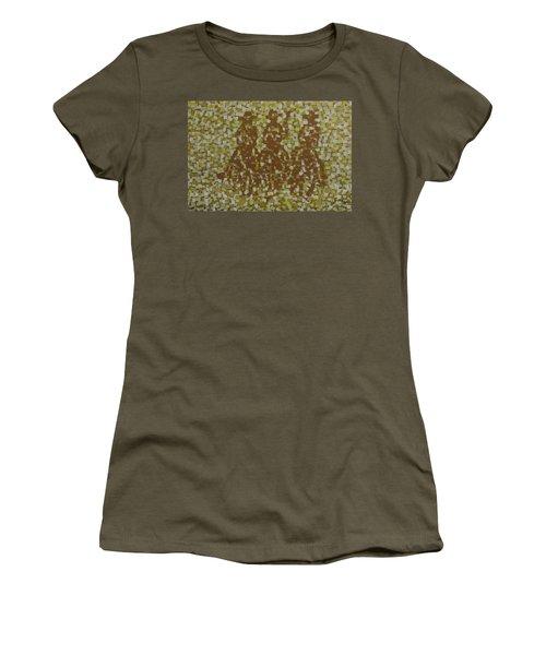 Amigos Women's T-Shirt (Junior Cut) by Kurt Olson