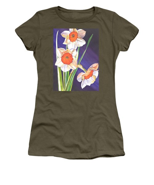 Three Jonquils Women's T-Shirt