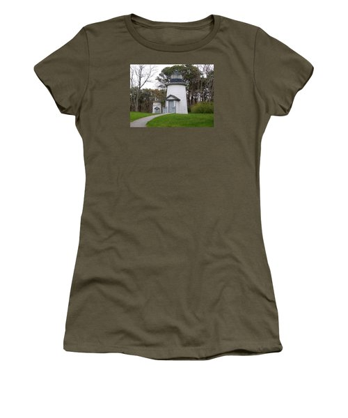 Three Sisters Light Women's T-Shirt (Junior Cut) by Catherine Gagne