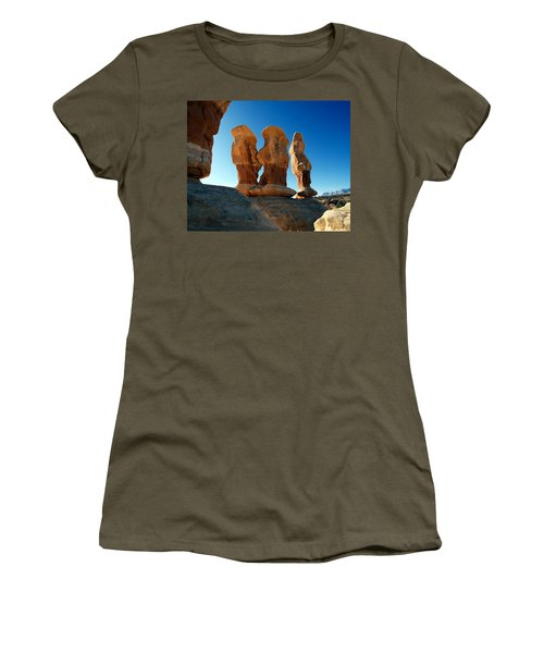 Devil's Garden Three Wise Men 24  Women's T-Shirt