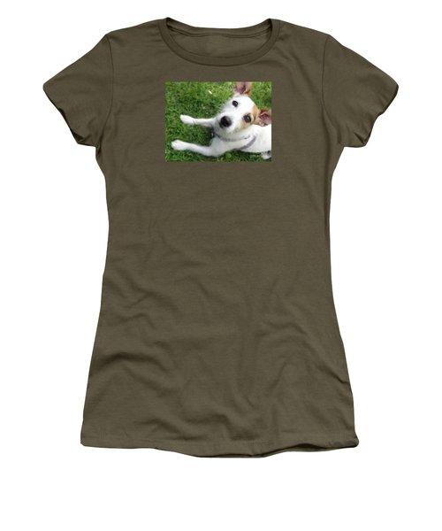 Throw It Again Women's T-Shirt