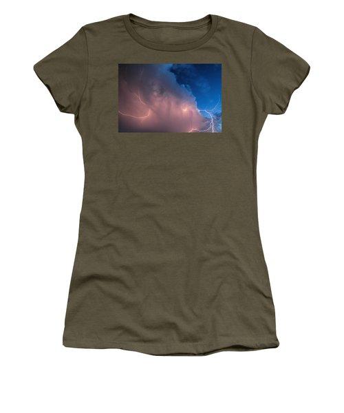 Thunder God Approaches Women's T-Shirt