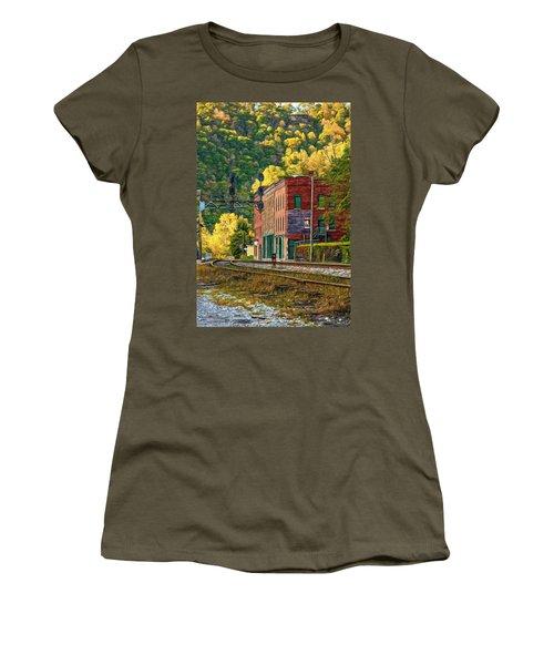 Thurmond Wv - Paint Women's T-Shirt