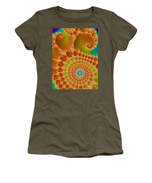 Tie Dye  Women's T-Shirt