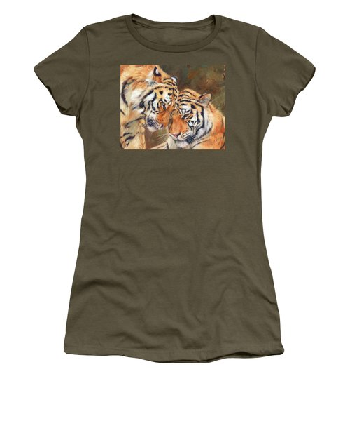 Tiger Love Women's T-Shirt