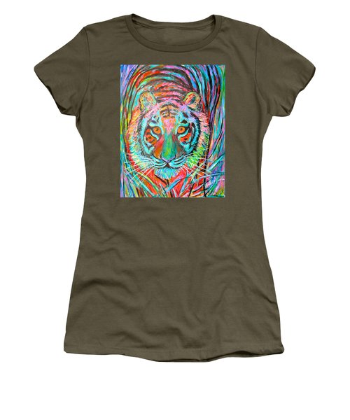 Tiger Stare Women's T-Shirt