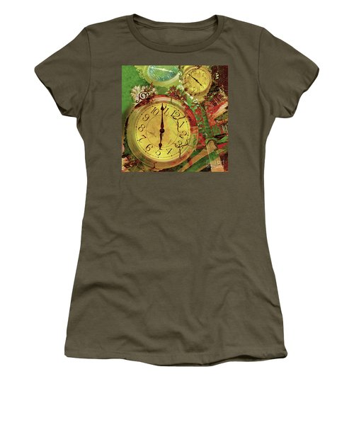 Time 6 Women's T-Shirt (Athletic Fit)