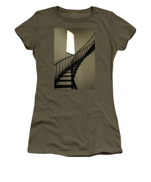 To The Light Women's T-Shirt (Athletic Fit)