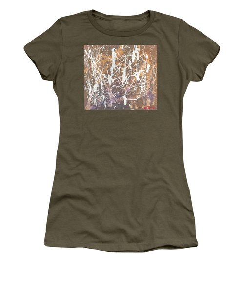 'together' Women's T-Shirt (Athletic Fit)