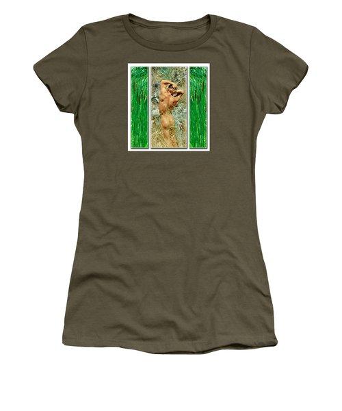 Tom D. 7--2 Women's T-Shirt (Junior Cut) by Andy Shomock