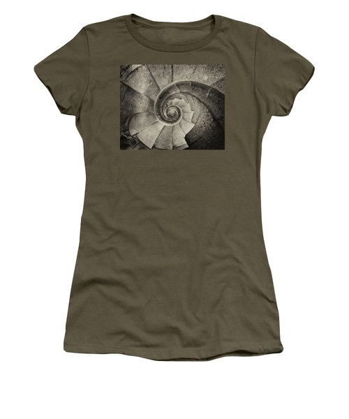 Tower Stairs Women's T-Shirt