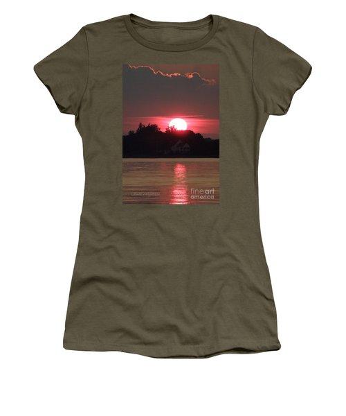 Tred Avon Sunset Women's T-Shirt