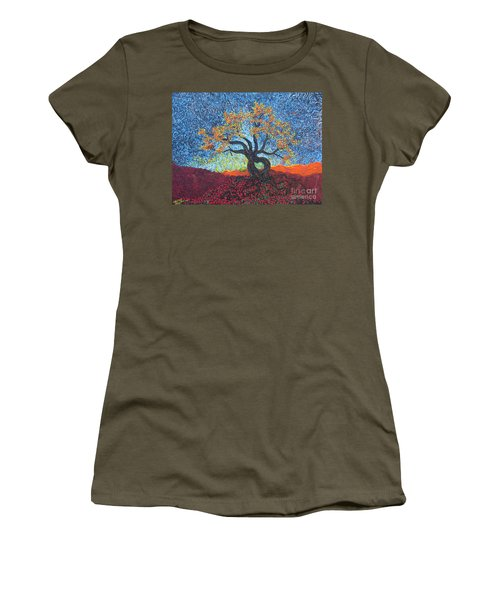 Tree Of Heart Women's T-Shirt