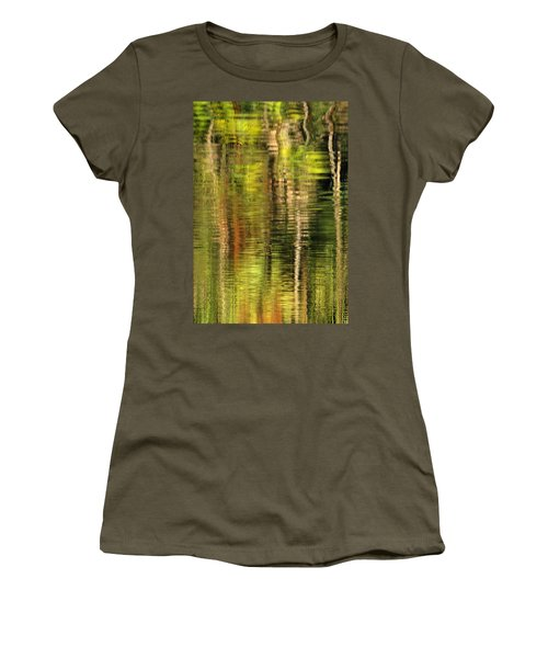 Tropical Impressions Women's T-Shirt (Athletic Fit)